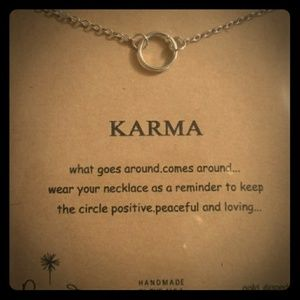 Jewelry - Karma Necklace